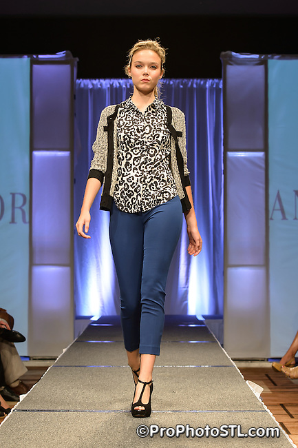 St. Charles Fashion Week 2012 - day 1 - Local Passion For Fashion at Ameristar Hotel in St. Charles, MO on Aug 22, 2012.