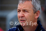 Kerry Manager Peter Keane after the Allianz Football League Division 1 Semi-Final, between Tyrone and Kerry at Fitzgerald Stadium, Killarney, on Saturday.