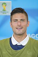Olivier Giroud of France