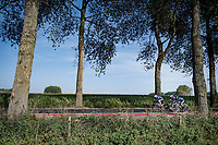 Womens Team USA<br /> <br /> Mixed Relay TTT <br /> Team Time Trial from Knokke-Heist to Bruges (44.5km)<br /> <br /> UCI Road World Championships - Flanders Belgium 2021<br /> <br /> ©kramon