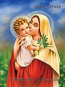 Alfredo, EASTER RELIGIOUS, paintings, BRTOLP7442,#er# Ostern, religiös, Pascua, relgioso, illustrations, pinturas