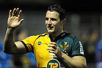 Phil Dowson of Northampton Saints during the Amlin Challenge Cup Final match between Bath Rugby and Northampton Saints at Cardiff Arms Park on Friday 23rd May 2014 (Photo by Rob Munro)
