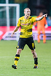 Borussia Dortmund Midfielder Sebastian Rode gestures during the International Champions Cup 2017 match between AC Milan vs Borussia Dortmund at University Town Sports Centre Stadium on July 18, 2017 in Guangzhou, China. Photo by Marcio Rodrigo Machado / Power Sport Images