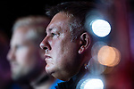 Leicester City FC head coach Craig Shakespeare talks during a Premier League Asia Trophy Press Conference at Grand Hyatt Hotel on July 21, 2017 in Hong Kong, China. Photo by Marcio Rodrigo Machado / Power Sport Images