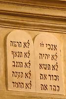Poland, Krakow, Torah, Remuh Synagogue, Kazimierz