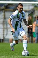 LEEK - Voetbal, Pelikaan S - FC Groningen , voorbereiding seizoen 2021-2022, oefenduel, 03-07-2021, /FC Groningen speler Mike te Wierik