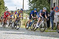 Tim Merlier (BEL/Alpecin-Fenix)<br /> <br /> Grote Prijs Marcel Kint 2021<br /> One day race from Zwevegem to Kortrijk (196km)<br /> <br /> ©kramon