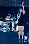 30.06.2012. Concert ´La Oreja de Van Gogh´ during Rock in Rio Festival 2012 in Madrid. (Alterphotos/Marta Gonzalez)