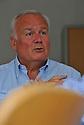 05/04/12 - CANNES - ALPES MARITIMES - FRANCE - Patrick TAMBAY, pilote francais de F1 dans les annees 60, 70 et 80 - Photo Jerome CHABANNE