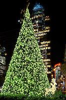 Uptown Charlotte Christmas Tree