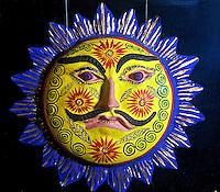 Escultura. Artesanato mexicano. Foto de Daniel Augusto Jr.