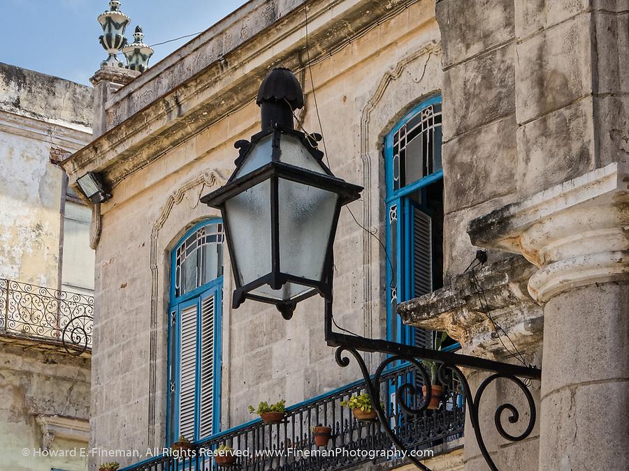Near Plaza de la Cathedral, Old Havana