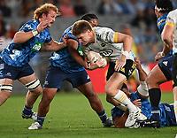 3rd April 2021; Eden Park, Auckland, New Zealand;  Jordie Barrett.<br /> Blues v Hurricanes Super Rugby Aotearoa. Eden Park, Auckland. New Zealand.