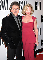 03 November 2015 - Nashville, Tennessee - Mac Davis, Lise Kristen Gerard. 63rd Annual BMI Country Awards, 2015 BMI Country Awards, held at BMI Music Row Headquarters. Photo Credit: Laura Farr/AdMedia