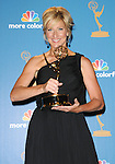 Edie Falco at The 62nd Anual Primetime Emmy Awards held at Nokia Theatre L.A. Live in Los Angeles, California on August 29,2010                                                                   Copyright 2010  DVS / RockinExposures
