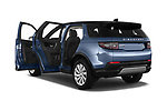 Car images close up view of a 2020 Land Rover Discovery Sport S 5 Door SUV doors