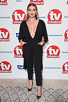 Georgia Kousoulou<br /> at the TV Choice Awards 2018, Dorchester Hotel, London<br /> <br /> ©Ash Knotek  D3428  10/09/2018