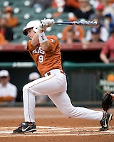 NCAA Baseball featuring the Texas Longhorns against the Missouri Tigers. Shepherd, Tant 4837  at the 2010 Astros College Classic in Houston's Minute Maid Park on Sunday, March 7th, 2010. Photo by Andrew Woolley