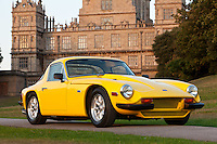 TVR at Wollaton Hall Nottingham