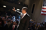 "March 26, 2008. Greensboro, NC.. US Senator  Barack Obama continued his campaign for the presidency with a ""town hall"" style rally, where he spoke for approximately 20 minutes and then spent almost an hour answering questions from the crowd.."