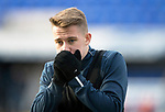 St Johnstone Training…12.12.17<br />Kyle McClean pictured during training at McDiarmid Park<br />Picture by Graeme Hart.<br />Copyright Perthshire Picture Agency<br />Tel: 01738 623350  Mobile: 07990 594431