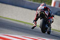 25th Septmeber 2020, Circuit de Barcelona, Catalunya, Spain; MotoGp of Catalunya, Free practise sessions;  30 Takaaki Nakagami JPN