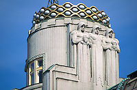 Koruna-Haus, Prag, Tschechien, Unesco-Weltkulturerbe