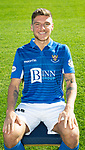 St Johnstone FC…Season 2019-20<br />Ross Callachan<br />Picture by Graeme Hart.<br />Copyright Perthshire Picture Agency<br />Tel: 01738 623350  Mobile: 07990 594431