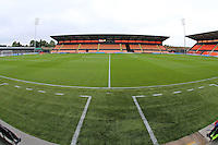 General view of the ground during Barnet vs Colchester United, Sky Bet EFL League 2 Football at the Hive Stadium on 17th September 2016