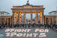 2020/12/11 Politik | Berlin | Fridays for Future