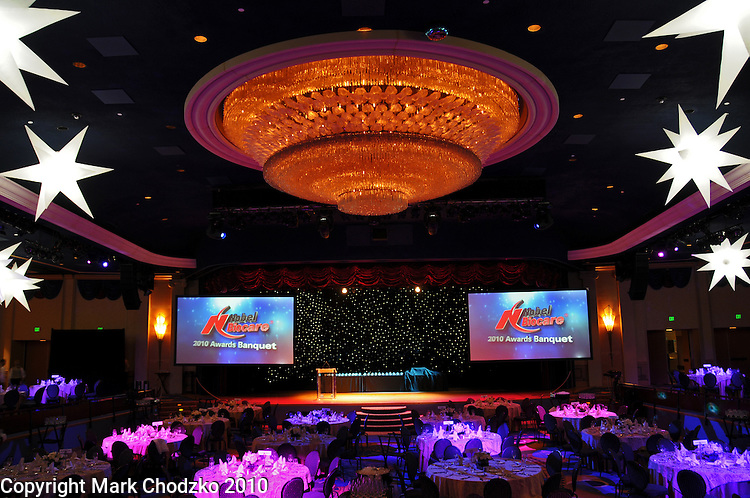 Nobel Biocare annual sales meeting and awards banquet.