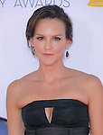 Carla Gallo. at The 64th Anual Primetime Emmy Awards held at Nokia Theatre L.A. Live in Los Angeles, California on September  23,2012                                                                   Copyright 2012 Hollywood Press Agency
