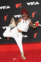 NEW YORK, NY- SEPTEMBER 12: Nick Cannon at the 2021 MTV Video Music Awards at Barclays Center on September 12, 2021 in Brooklyn,  New York City. <br /> CAP/MPI/JP<br /> ©JP/MPI/Capital Pictures