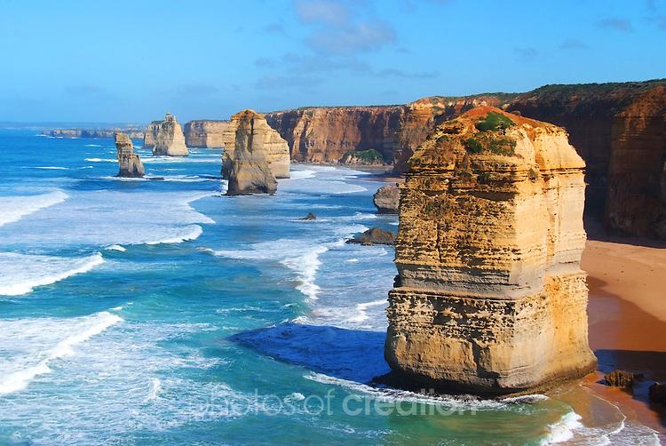 Twelve Apostles Great Ocean Rd Port Campbell Victoria.