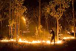 Art Wolfe on location in Arnhem Land, Australia.