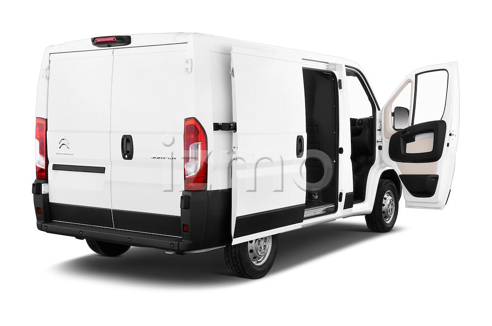 Car images of a 2015 Citroen Jumper L1H1 Club 3 Door Cargo Van Doors