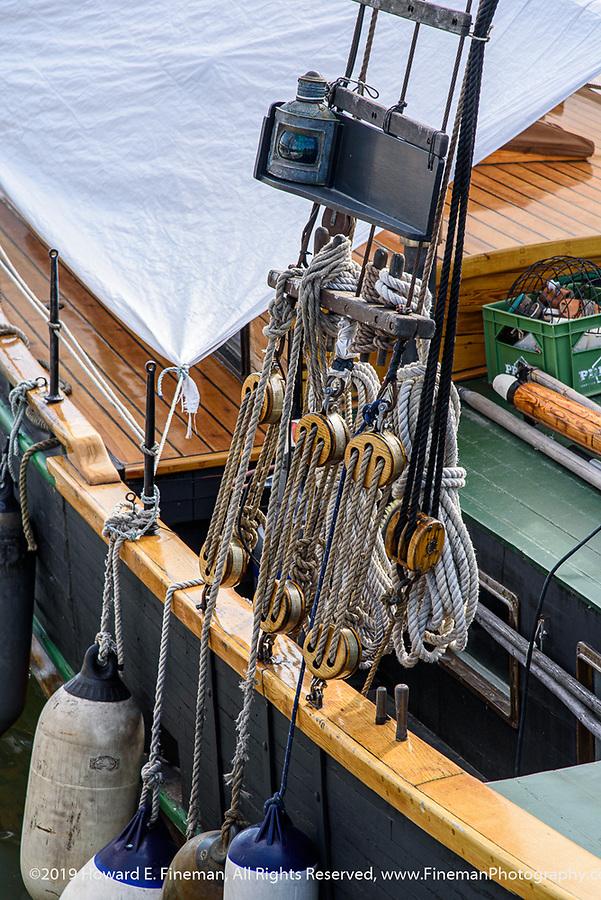 Gothenburg classic sail boats
