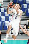 Real Madrid Baloncesto's Alberto Abalde during Liga Endesa ACB 1st Final match. June 13,2021. (ALTERPHOTOS/Acero)