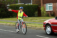 Primary: Cycling Proficiency (training)