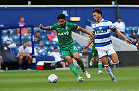 Massimo Luongo of Sheffield Wednesday during Queens Park Rangers vs Sheffield Wednesday, Sky Bet EFL Championship Football at Loftus Road Stadium on 11th July 2020