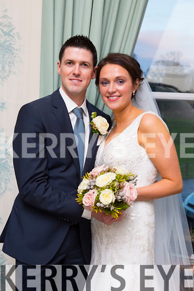 Etain Deenihan, Ballyduff, daughter of Eamon and Cait Deenihan, and Sean O'Neill, Roscommon, son of Pat and Rachel O'Neil, were married at Lixnaw Church by Fr. Brendan Walsh on Friday 5th December 2014 with a reception at Ballyseede Castle