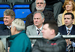 St Johnstone v Rangers....13.05.12   SPL.Charles Green takes his place in the stands alongside Sandy Jardine and Andrew Dickson.Picture by Graeme Hart..Copyright Perthshire Picture Agency.Tel: 01738 623350  Mobile: 07990 594431