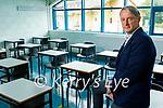 Deputy Principal, Shane Kissane in Mercy Mounthawk Secondary school
