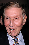 Sumner Redstone attending the VH-1 Fashion Awards in New York City on<br /> October 23, 1998.