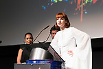 Actress Najwa Nimri during Spanish Cinema Gala at 64 Seminci Cinema Festival. October 22,2019. (ALTERPHOTOS/IVAN TOME)
