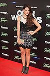 Ana Caldas attends `Open Windows´new film premiere at Palafox Cinemas in Madrid, Spain. June 30, 2014. (ALTERPHOTOS/Victor Blanco)