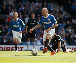 Nicky Law taps in goal no 3 for Rangers