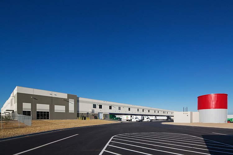 Campbell's Warehouse & Distribution Center | ARCO National Construction