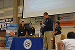 Marshall Middle School competed in the Dream On Steam On student showcase at Northside HS with their drone.