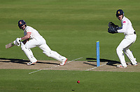 Ryan ten Doeschate of Essex in batting action during Warwickshire CCC vs Essex CCC, LV Insurance County Championship Group 1 Cricket at Edgbaston Stadium on 22nd April 2021
